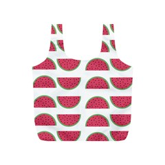 Watermelon Pattern Full Print Recycle Bags (s)