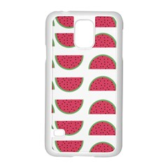 Watermelon Pattern Samsung Galaxy S5 Case (white)