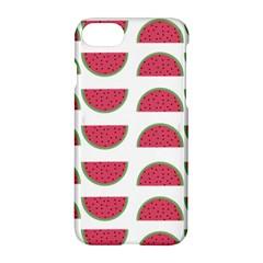 Watermelon Pattern Apple Iphone 7 Hardshell Case