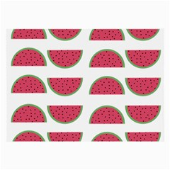 Watermelon Pattern Large Glasses Cloth (2 Side)
