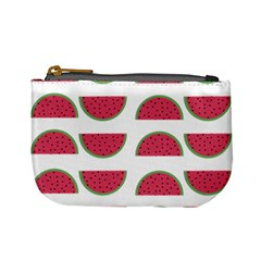 Watermelon Pattern Mini Coin Purses