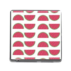 Watermelon Pattern Memory Card Reader (Square)