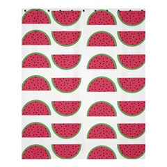 Watermelon Pattern Shower Curtain 60  X 72  (medium)