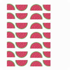 Watermelon Pattern Small Garden Flag (two Sides)