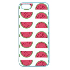 Watermelon Pattern Apple Seamless Iphone 5 Case (color)