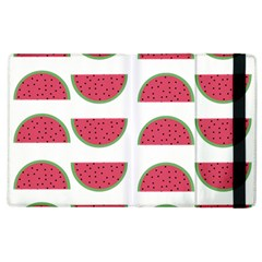 Watermelon Pattern Apple Ipad 3/4 Flip Case by Nexatart