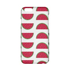 Watermelon Pattern Apple Iphone 6/6s Hardshell Case by Nexatart