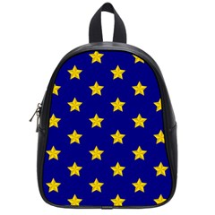 Star Pattern School Bags (small)  by Nexatart