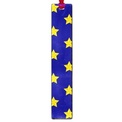 Star Pattern Large Book Marks