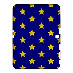 Star Pattern Samsung Galaxy Tab 4 (10 1 ) Hardshell Case