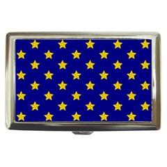 Star Pattern Cigarette Money Cases