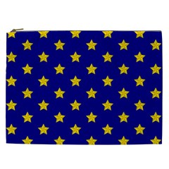 Star Pattern Cosmetic Bag (xxl)  by Nexatart