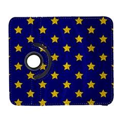 Star Pattern Galaxy S3 (flip/folio)