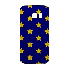 Star Pattern Galaxy S6 Edge by Nexatart