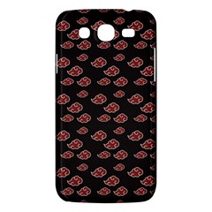 Cloud Red Brown Samsung Galaxy Mega 5 8 I9152 Hardshell Case  by Mariart