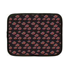 Cloud Red Brown Netbook Case (small)  by Mariart