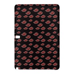Cloud Red Brown Samsung Galaxy Tab Pro 10 1 Hardshell Case by Mariart
