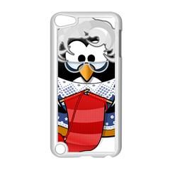 Grandma Penguin Apple Ipod Touch 5 Case (white)