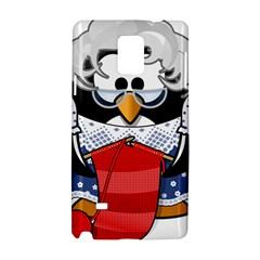 Grandma Penguin Samsung Galaxy Note 4 Hardshell Case