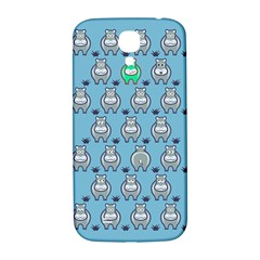 Funny Cow Pattern Samsung Galaxy S4 I9500/i9505  Hardshell Back Case