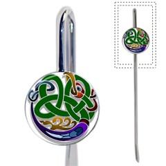 Celtic Ornament Book Mark by Nexatart