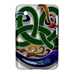 Celtic Ornament Samsung Galaxy Tab 2 (7 ) P3100 Hardshell Case