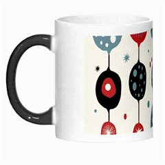Retro Ornament Pattern Morph Mugs