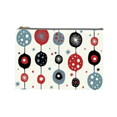 Retro Ornament Pattern Cosmetic Bag (large)
