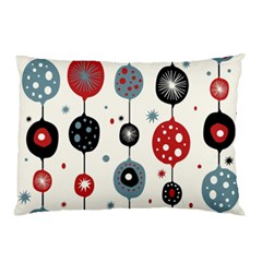 Retro Ornament Pattern Pillow Case (two Sides) by Nexatart