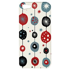 Retro Ornament Pattern Apple Iphone 5 Hardshell Case