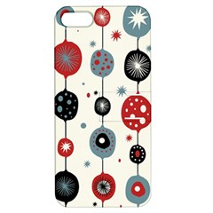 Retro Ornament Pattern Apple Iphone 5 Hardshell Case With Stand by Nexatart