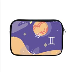 Planet Galaxy Space Star Polka Meteor Moon Blue Sky Circle Apple Macbook Pro 15  Zipper Case by Mariart