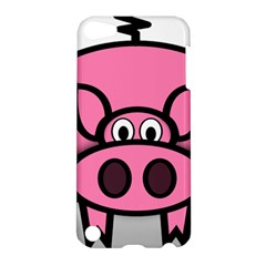Pork Pig Pink Animals Apple Ipod Touch 5 Hardshell Case by Mariart