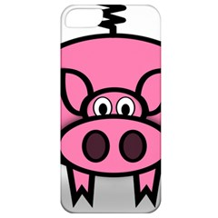 Pork Pig Pink Animals Apple Iphone 5 Classic Hardshell Case by Mariart