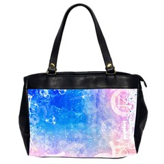 Horoscope Compatibility Love Romance Star Signs Zodiac Office Handbags (2 Sides)  by Mariart