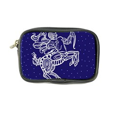 Sagitarius Zodiac Star Coin Purse by Mariart
