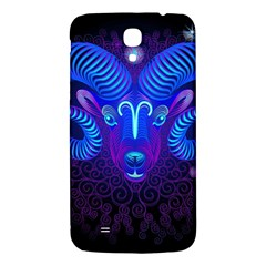 Sign Aries Zodiac Samsung Galaxy Mega I9200 Hardshell Back Case by Mariart