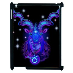 Sign Capricorn Zodiac Apple Ipad 2 Case (black) by Mariart
