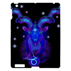 Sign Capricorn Zodiac Apple Ipad 3/4 Hardshell Case by Mariart