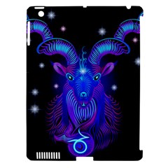 Sign Capricorn Zodiac Apple Ipad 3/4 Hardshell Case (compatible With Smart Cover) by Mariart