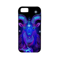 Sign Capricorn Zodiac Apple Iphone 5 Classic Hardshell Case (pc+silicone) by Mariart