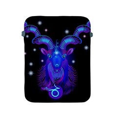 Sign Capricorn Zodiac Apple Ipad 2/3/4 Protective Soft Cases by Mariart