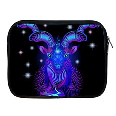 Sign Capricorn Zodiac Apple Ipad 2/3/4 Zipper Cases by Mariart