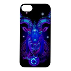 Sign Capricorn Zodiac Apple Iphone 5s/ Se Hardshell Case by Mariart