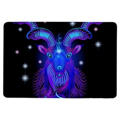 Sign Capricorn Zodiac Ipad Air Flip by Mariart