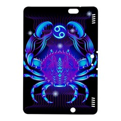 Sign Cancer Zodiac Kindle Fire Hdx 8 9  Hardshell Case by Mariart