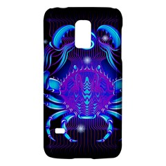 Sign Cancer Zodiac Galaxy S5 Mini by Mariart