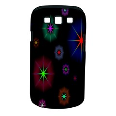 Star Space Galaxy Rainboiw Circle Wave Chevron Samsung Galaxy S Iii Classic Hardshell Case (pc+silicone) by Mariart