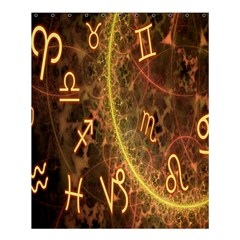 Romance Zodiac Star Space Shower Curtain 60  X 72  (medium)  by Mariart