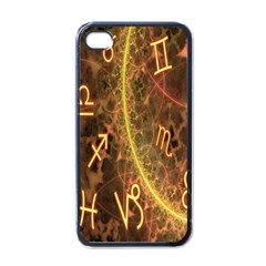 Romance Zodiac Star Space Apple Iphone 4 Case (black) by Mariart